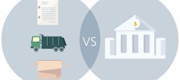 Asset Based Lending versus Bank Lending