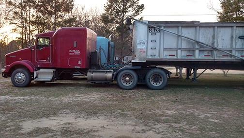 2008 Kenworth Tractor Trailer