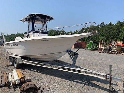 2003 Sea Fox Boat