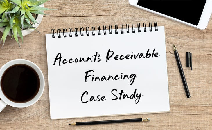 AR Finance Case Study